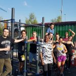 Calisthenics Amsterdam Business Bootcamp